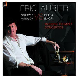 Aura [par-delà les résonances], Eric Aubier trompette, INDE071 -